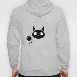 #x°?! Cat Hoody