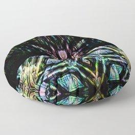abstract nb Floor Pillow