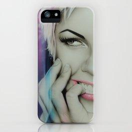 'Pink II' iPhone Case