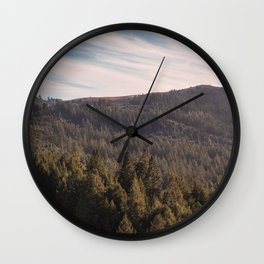 Serene World Wall Clock