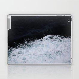 Paint like the Ocean Laptop & iPad Skin