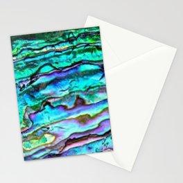 Paua Abalone Shell Stationery Cards