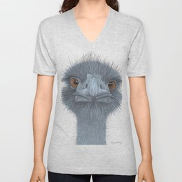 The Blue Emu Unisex V-Neck