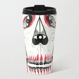 Desert Pea Skull - Soul Discovery Travel Mug