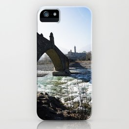The Bridge - Italy iPhone Case