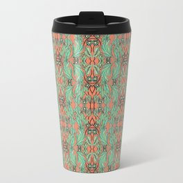 Clara Pattern Travel Mug