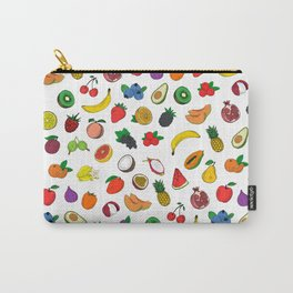 Fruit Salad Drawing Carry-All Pouch