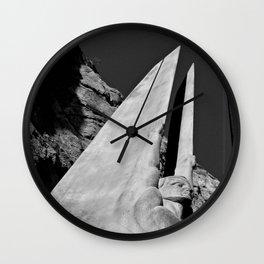 Hoover Dam Angel Wall Clock
