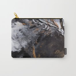 Something Completely Unlike Marble Carry-All Pouch