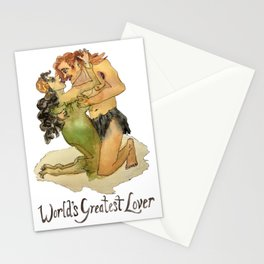 World's Greatest Lover Stationery Cards