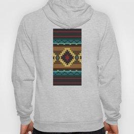 American Native Pattern No. 59 Hoody