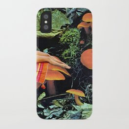 MUSHROOMS iPhone Case