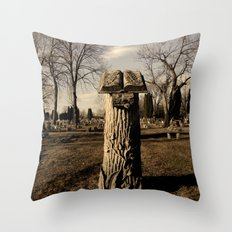 everyone has a story Throw Pillow