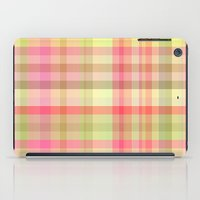 square iPad Cases featuring Square 	 by Susann Mielke