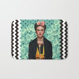 Lovely Frida Bath Mat
