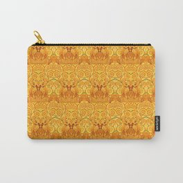 """""""Golden Poodles"""" by Lindsay R Wiggins Carry-All Pouch"""