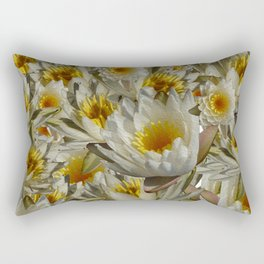 LUCK OF THE LOTUS MK. II Rectangular Pillow