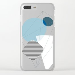 Graphic 133 Clear iPhone Case