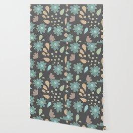 Mayflower Wallpaper