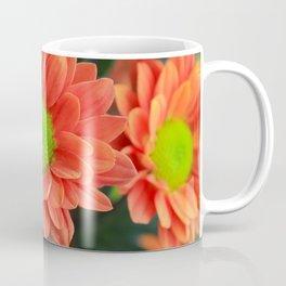 Sunflower Orange Coffee Mug