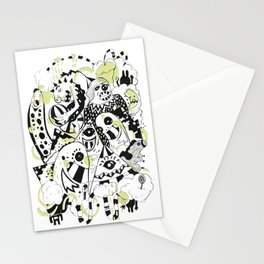 Freak Show Stationery Cards