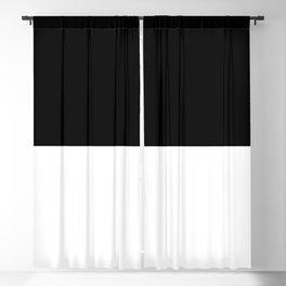 BLACK-WHITE Blackout Curtain