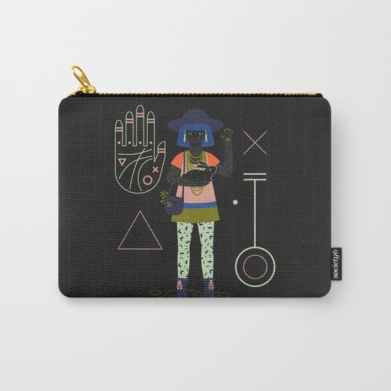 Witch Series: Palm Reader Carry-All Pouch