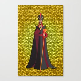 Origami Villain- Vile Betrayer Canvas Print