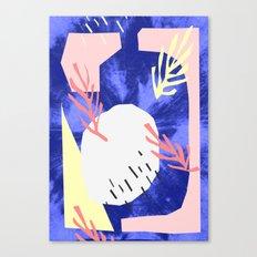 Collage Pattern 05 Canvas Print