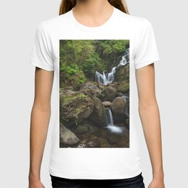 Torc Waterfall,Killarney T-shirt
