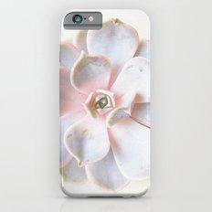 Pink Succulent II Slim Case iPhone 6s