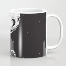 Fly Moon Coffee Mug