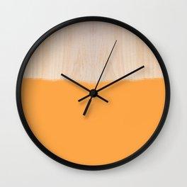 Sorbet III Wall Clock