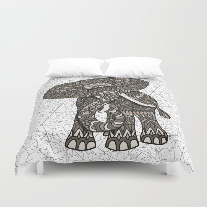 Elephant 2015 Duvet Cover