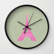 OUI OUI Wall Clock
