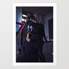Anonymous Love Art Print