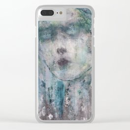 The Prophetess Clear iPhone Case