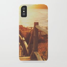 Sunset I iPhone Case