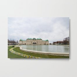 The Belvedere Metal Print