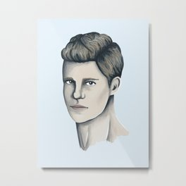 Lincoln Campbell Metal Print