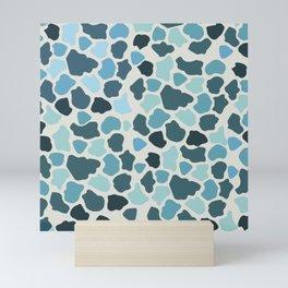 Abstract pattern 15 Mini Art Print