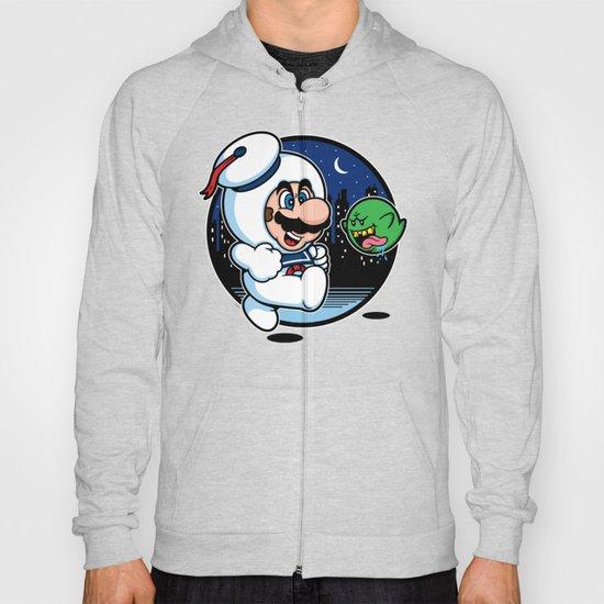 Super Marshmallow Bros. Hoody