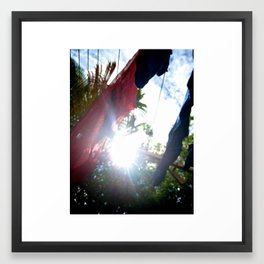 Cleanse Framed Art Print