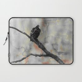 Perched Vulture Laptop Sleeve