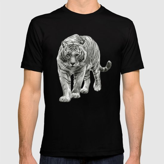 Walking Tigress SK088 T-shirt