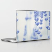 lavender Laptop & iPad Skins featuring Lavender  by SUNLIGHT STUDIOS  Monika Strigel