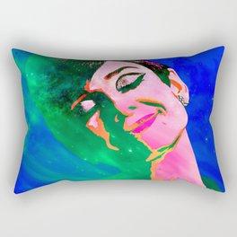 Audrey Hepburn (3) Rectangular Pillow