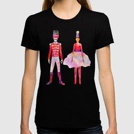 Nutcracker Ballet - Candy Cane Green T-shirt