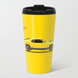 Mustang Mach 1 Travel Mug