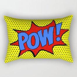 Pow! Rectangular Pillow